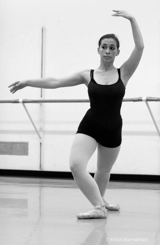 Dance Class 9