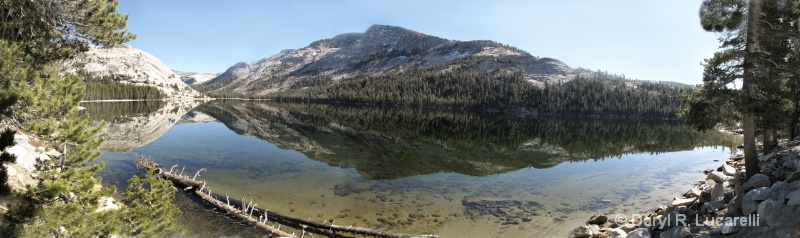 Lake Tenaya - Tioga Pass, California