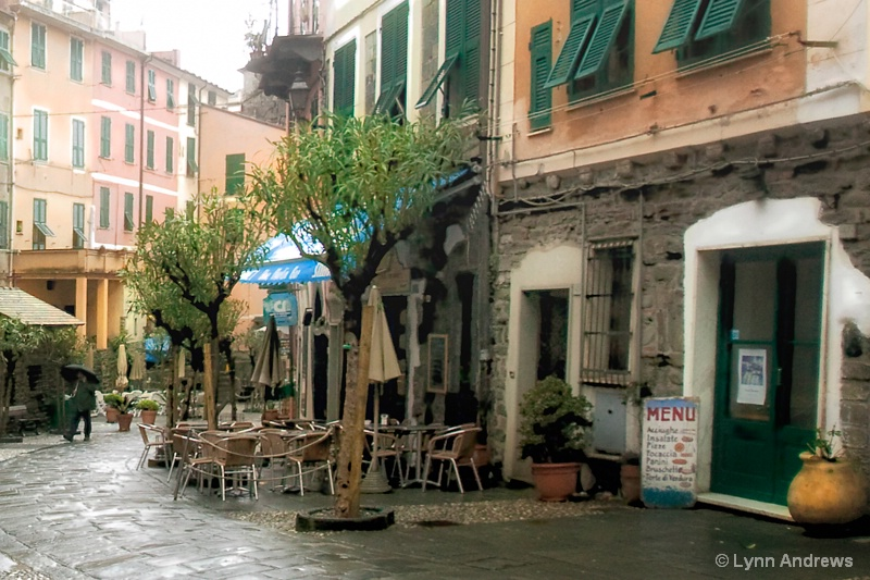 Vernazza Cafe