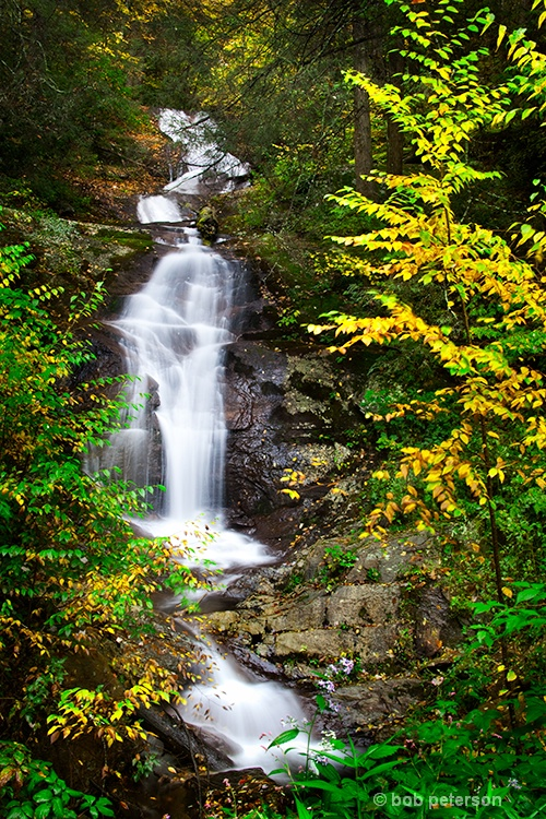 Big falls, Pisgah Nat Forest