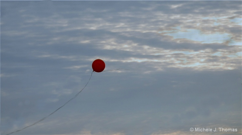 The Red Balloon !