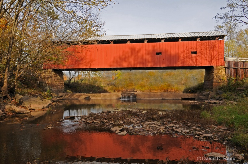 Harra Bridge, Washington County