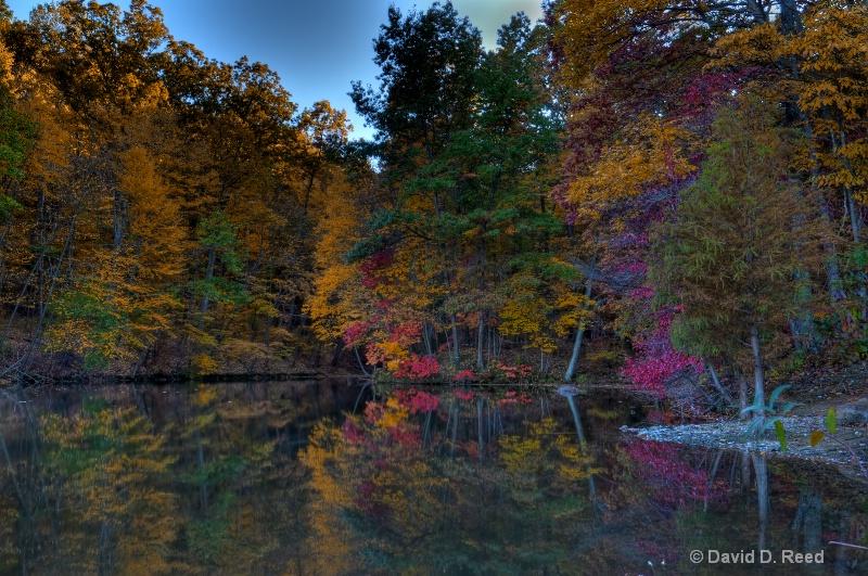 Lake Loretta, Alley Park