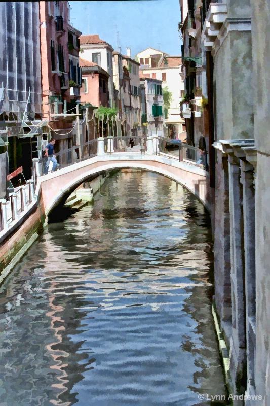 Venetian Overpass