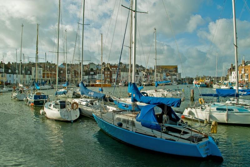 Yachts in November