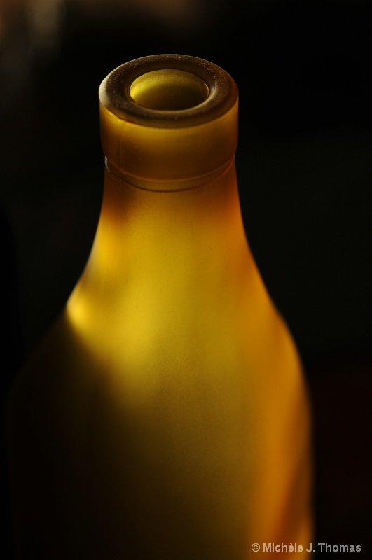 The Yellow Bottle