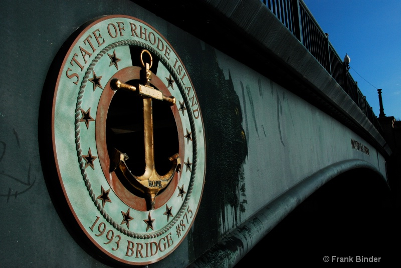 Rhode Island Bridge