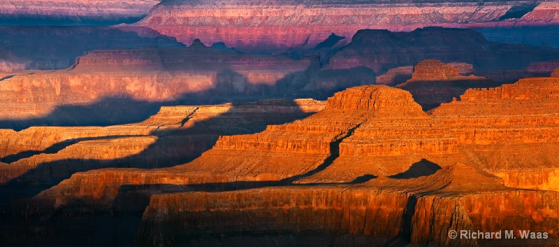 The Canyon at Sunrise