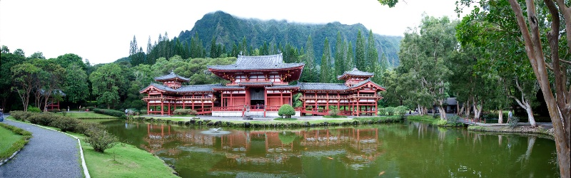 Byodo - In Temple,