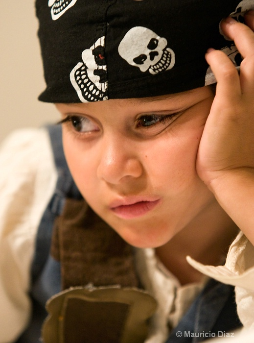 Bored Pirate