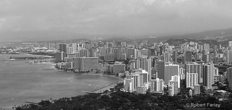 Vintage look for Honolulu