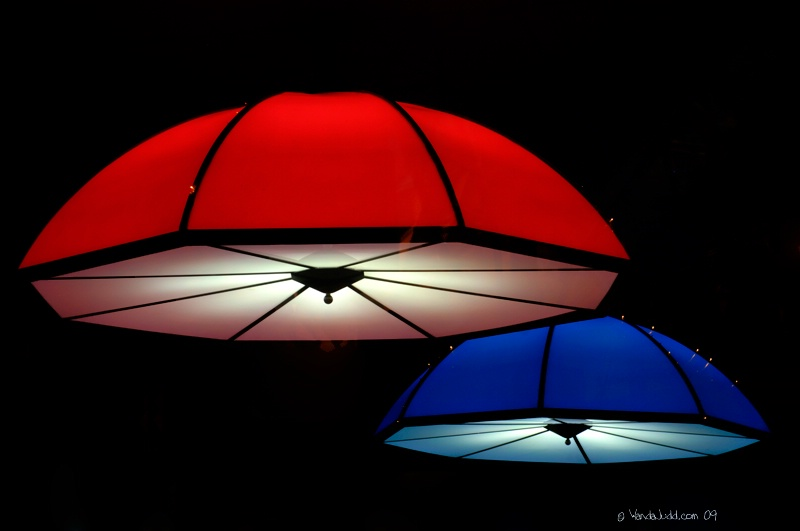 Electric Umbrellas