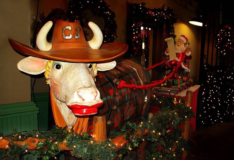 Christmas in Cowtown