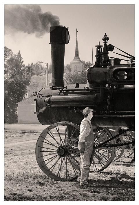 Steam Engineer, Crosby ND
