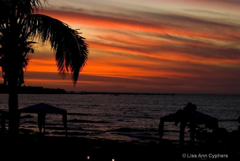 Paradise @ sunset