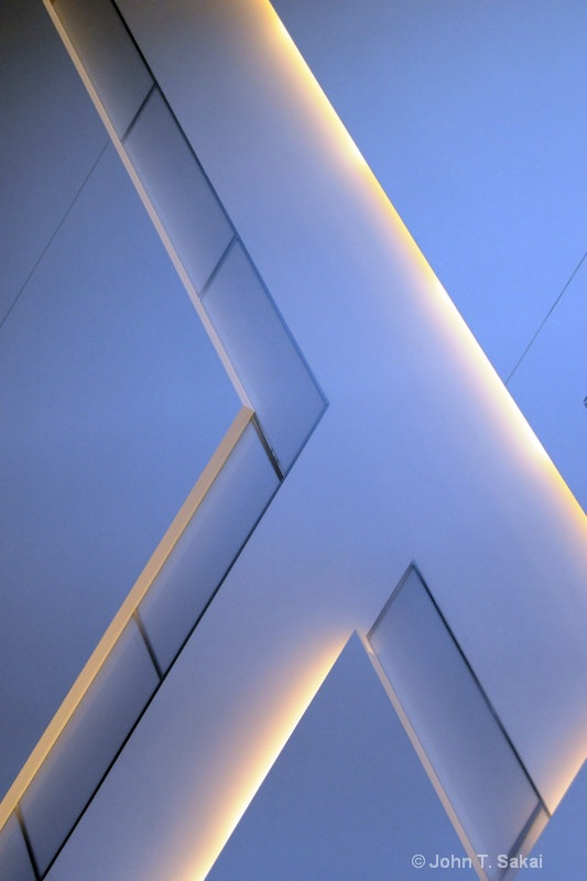 Lighted Angles
