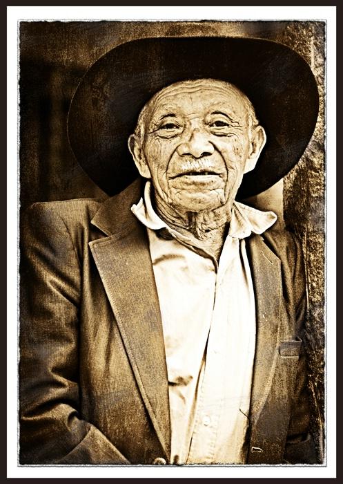 Old Man in Atitlan