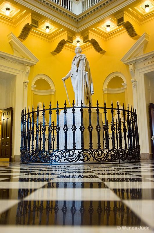Rotunda, Virginia's State Capitol...
