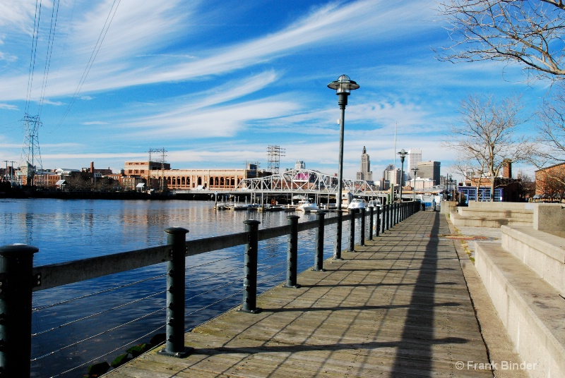 Providence Waterfront