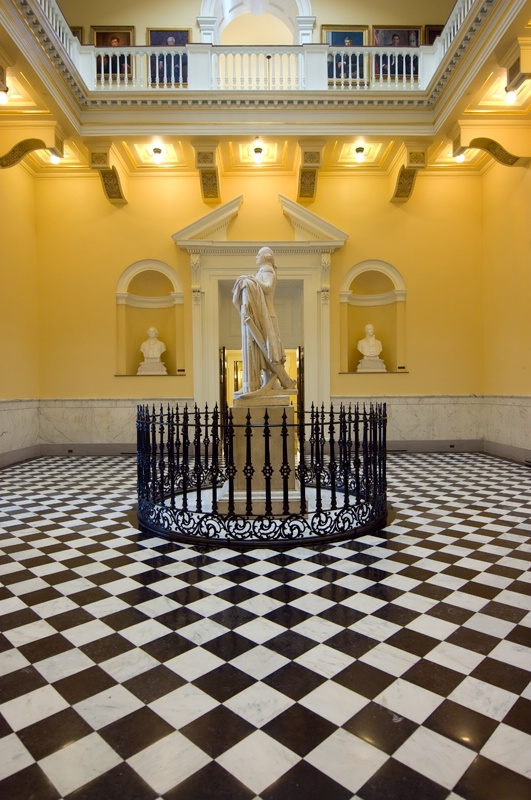 Rotunda, Virginia's State Capitol II