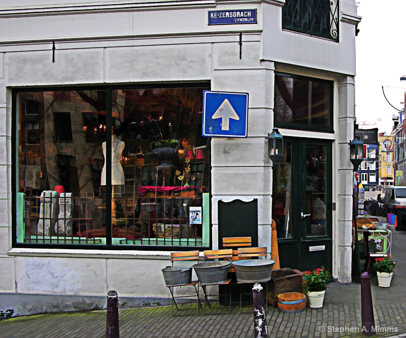 Consignment Shop
