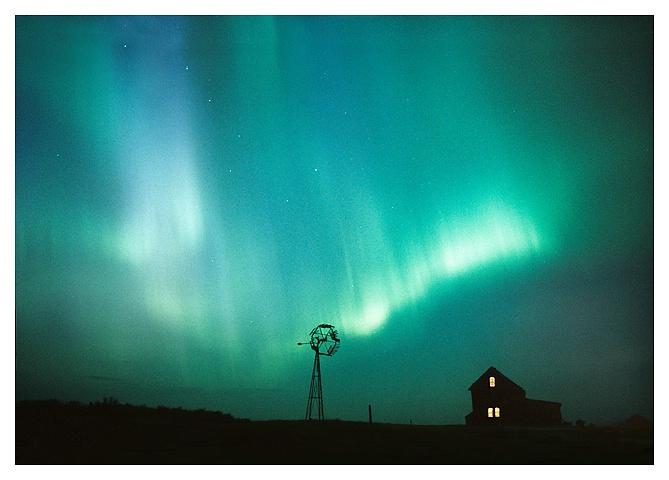 Saskatchewan Aurora