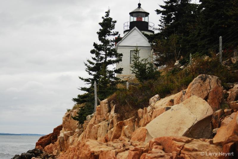 Bass Harbor Lighthouse- Maine