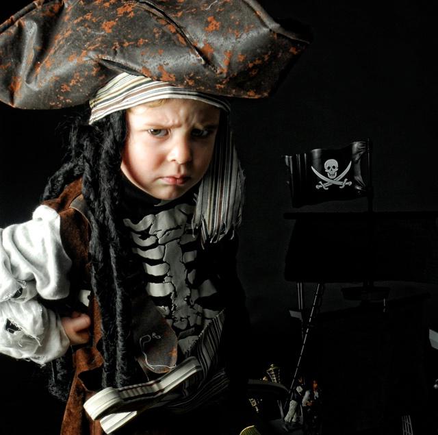 Who said I'm no Pirate?