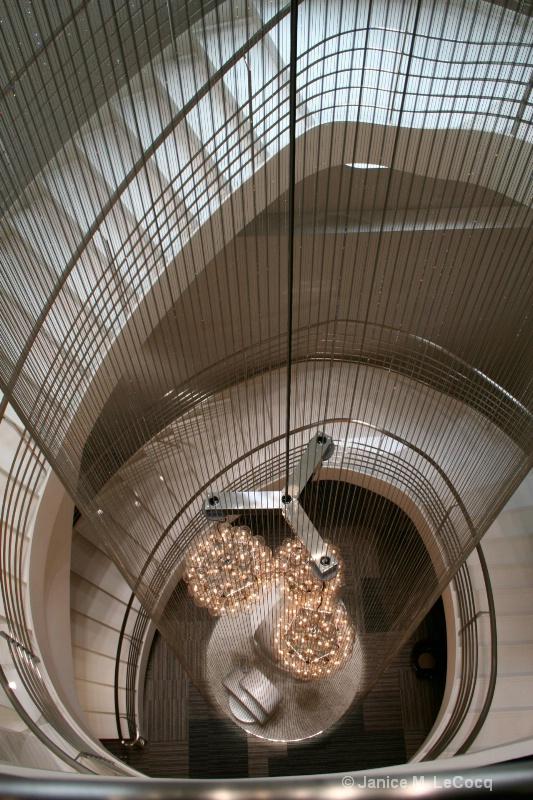 Mikimoto Staircase