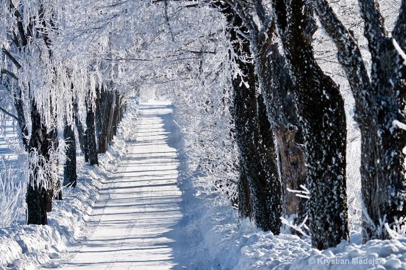 Frosty way