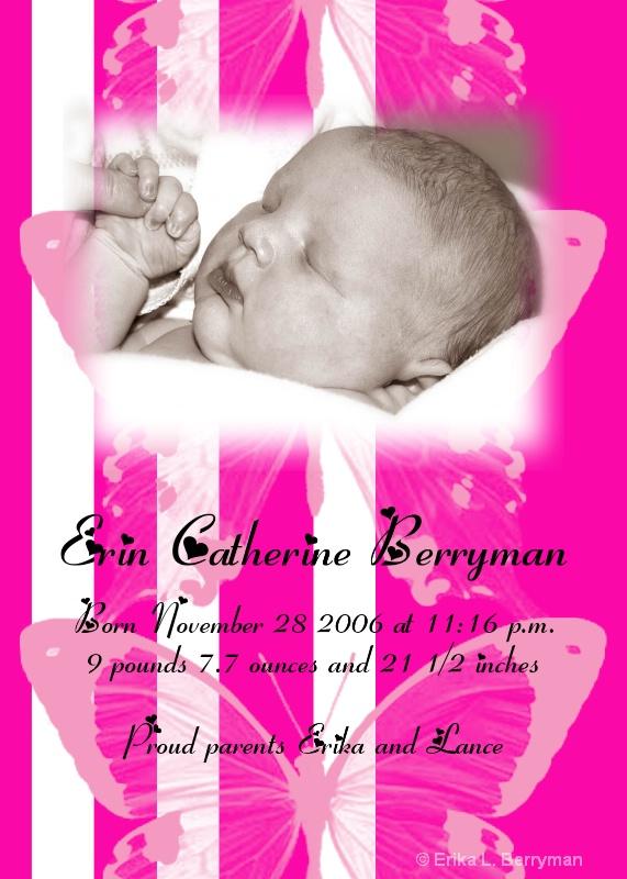 baby girl 3