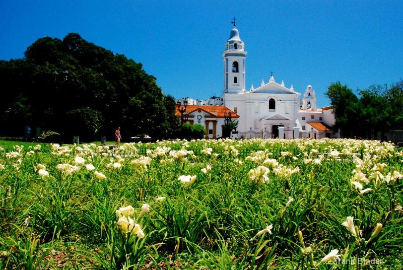 Franciscan Church; Buenos Aires