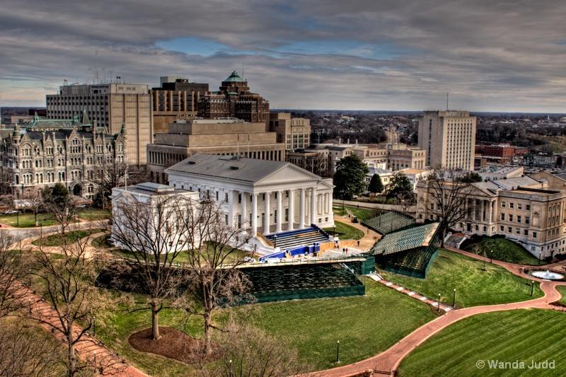 Virginia State Capitol II