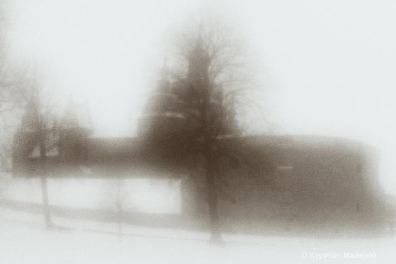 Kalmar Slott vintage view