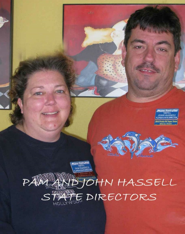 OUR STATE DIRECTORS