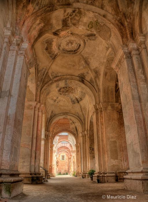 Inside Antigua Guatemala's Cathedral