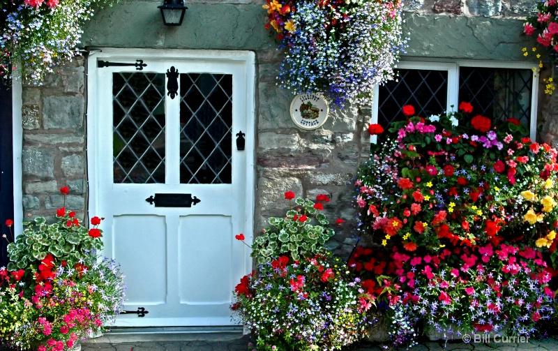Cottage - Hay-On-Wye, UK.