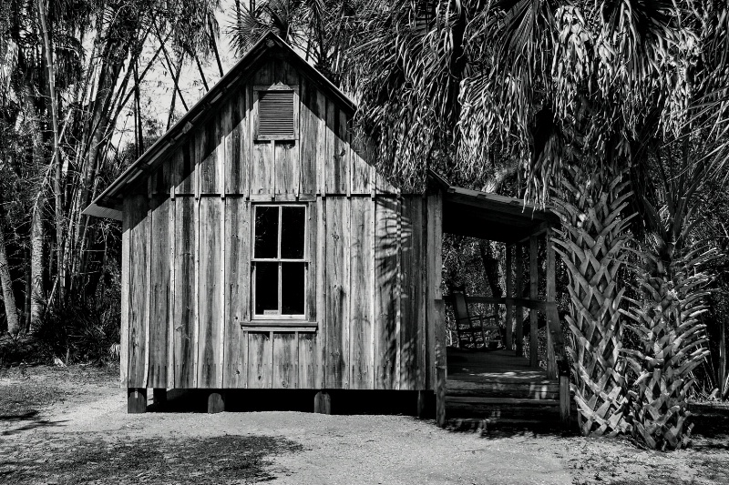 Old Florida Cabin