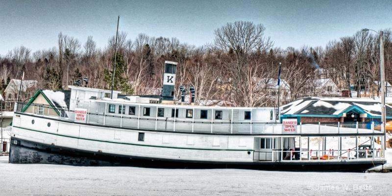 Katahdin Boat