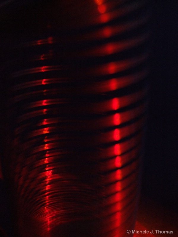 Slinky In The Red !