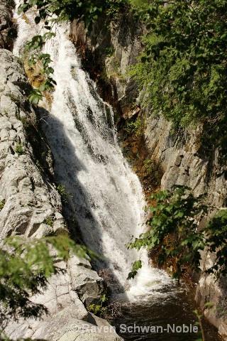 Silver Lake Falls of Llena