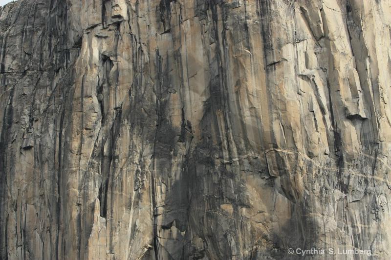 Granite Face - Yosemite, CA