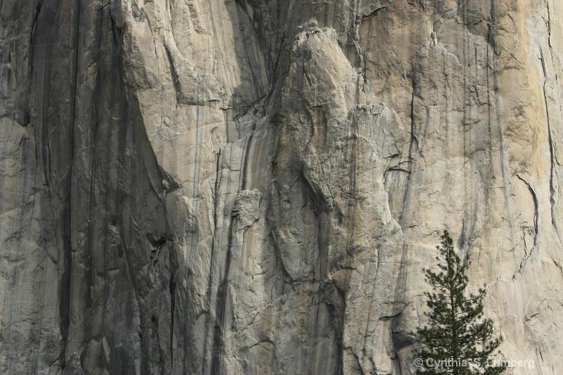 Ancient Walls - Yosemite, CA