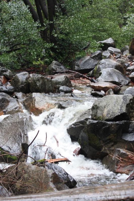 Winter Flow - Yosemite, CA