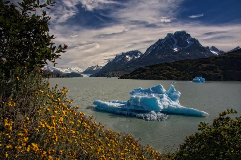 Patagonian Iceberg