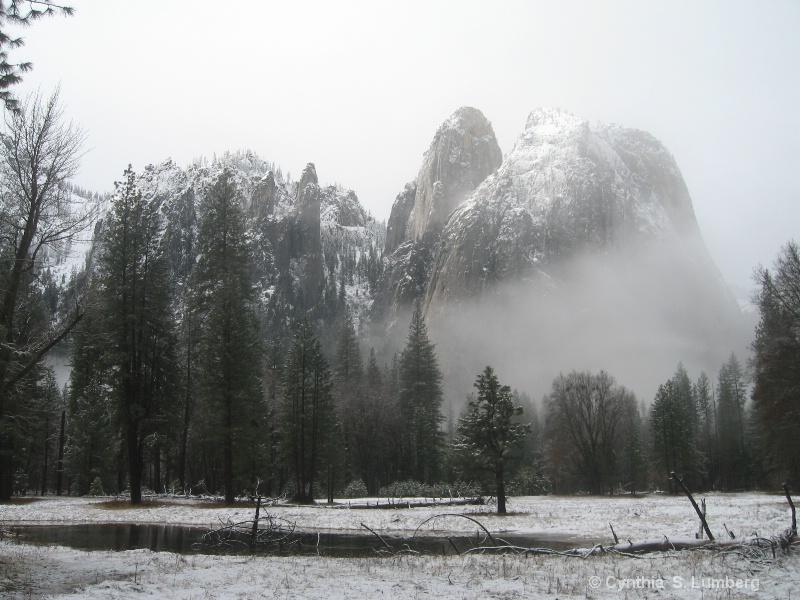 Winter Silence. . .Yosemite, CA