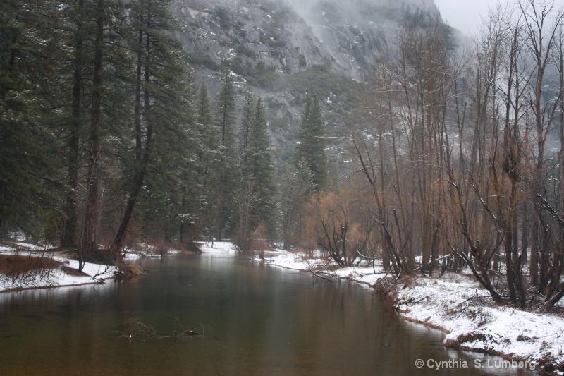 Winter's Passage. . .Yosemite, CA
