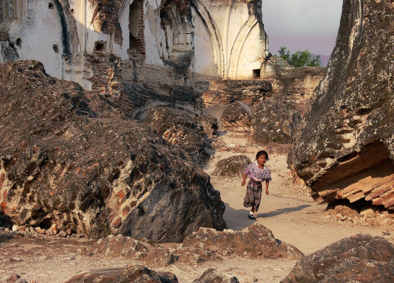 Running in the Ruins