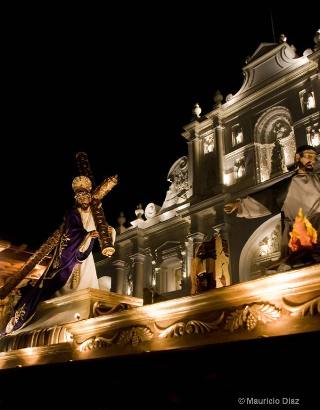 Nazareno de San Francisco El Grande