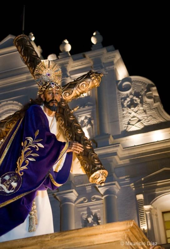 Nazareno de San Francisco El Grande 2